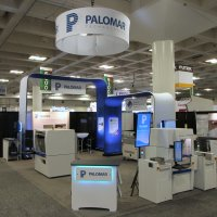 20x30 Peninsula Exhibit Rental designed by Vision Exhibits